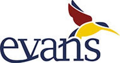 Logo for Evans Concrete
