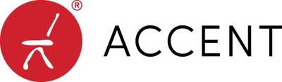 Logo for Accent Office Interiors
