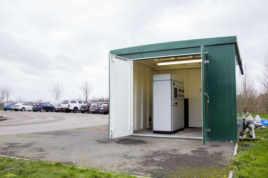 Image 3 for Commercial & industrial installation in Derby