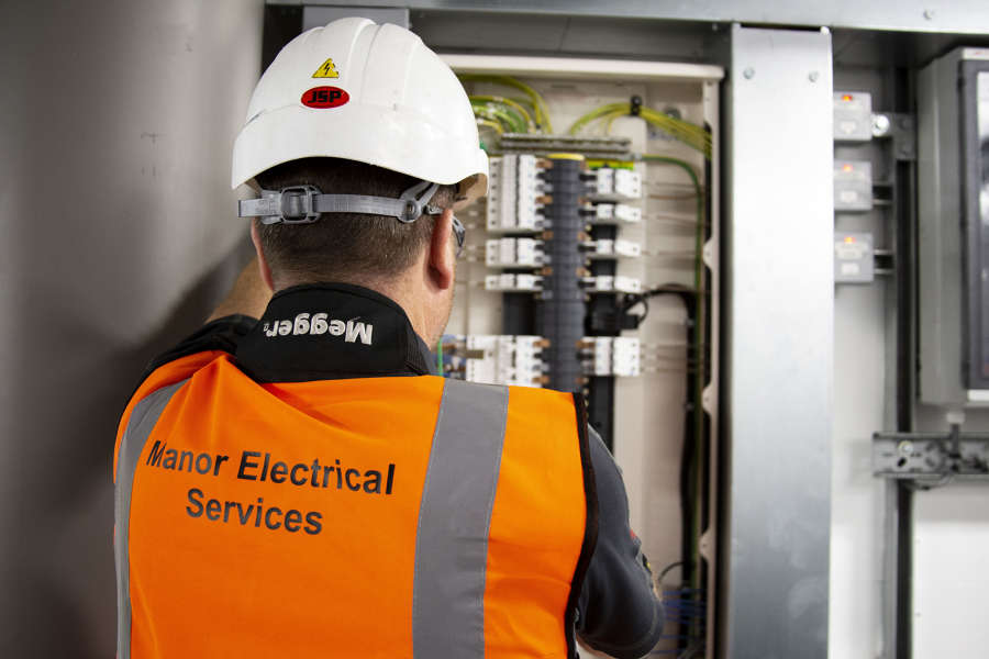 Image 1 for Electrical Maintenance in Derby
